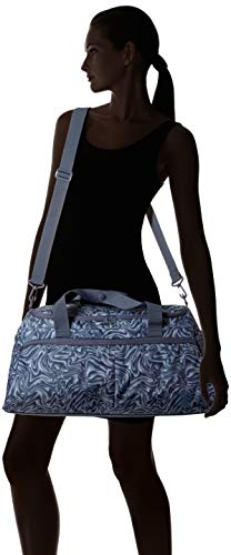 Under Armour Women's Undeniable Duffel Gym Bag, Blue Heights//Downpour Gray, One Size Fits All
