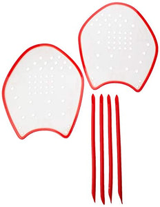 TYR Catalyst Stroke Training Paddles-Large