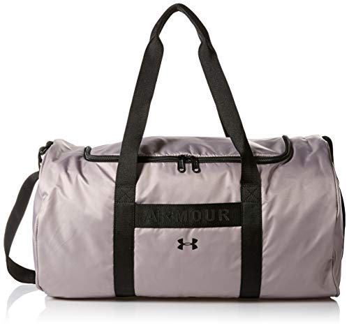 Under Armour Women's Favorite Duffle , Tetra Gray (015)/Ink ,One Size Fits All