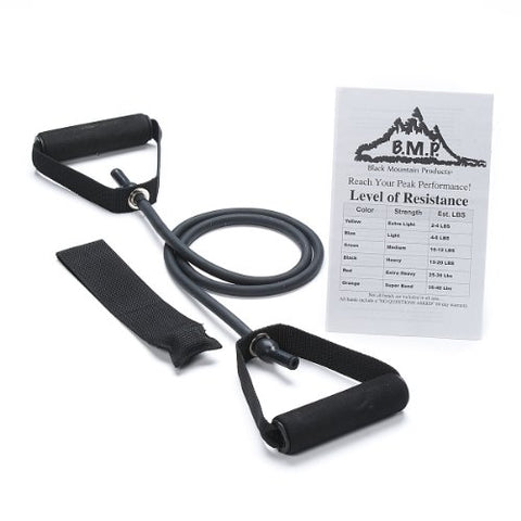 Black Mountain Products New Strong 20 -Pounds Resistance Bands