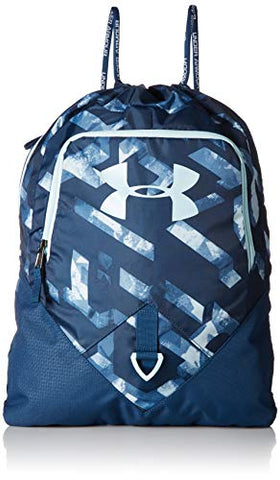 Under Armour Undeniable Sackpack, Petrol Blue (438), One Size Fits All