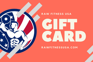 Raw Fitness USA e-Gift Card
