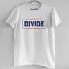 UNITE TO WIN-WHITE MEN ROUND NECK T-SHIRT