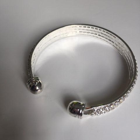 Diamanté Bangle