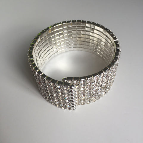 Diamanté Cuff