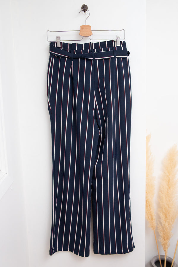 High Waisted Trousers - M
