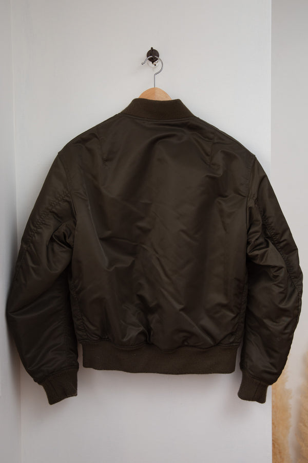 Uniqlo U Padded Bomber Jacket - S/M