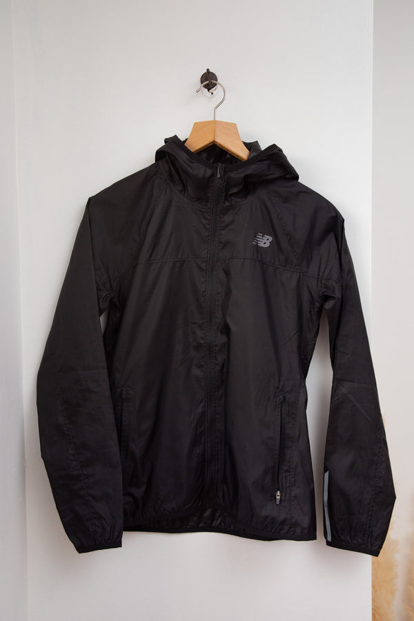 New Balance Hooded Raincoat - S