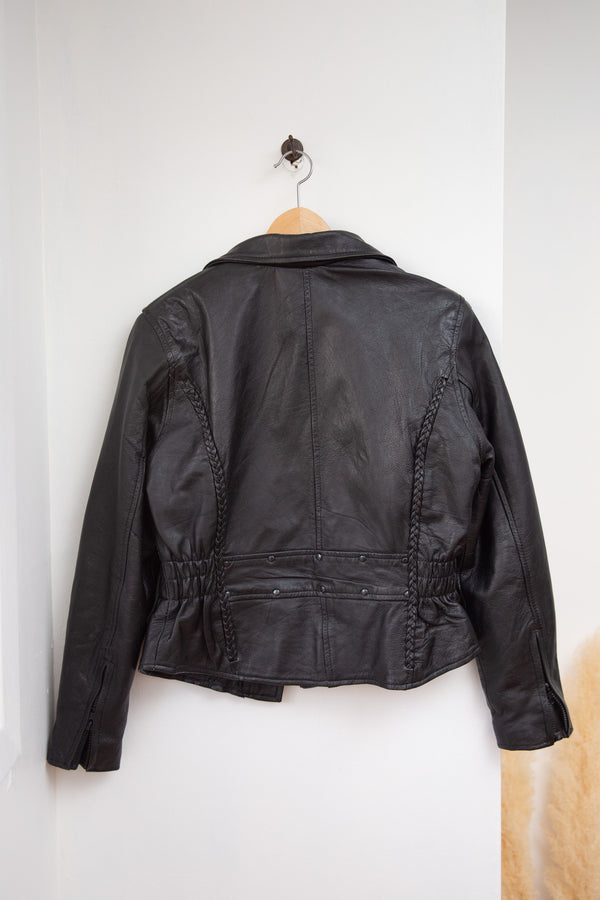 Vintage Leather Jacket - M/L