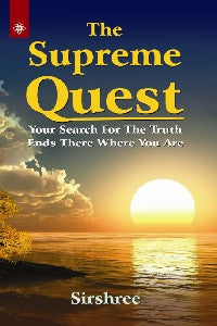 The Supreme Quest - Your search for the truth ends...