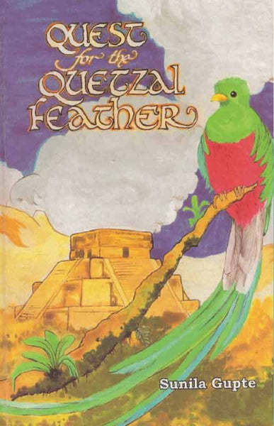 Quest For The Quetzal Feather (Hard Cover)