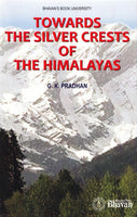 Towards The Silver Crests Of Himalayas