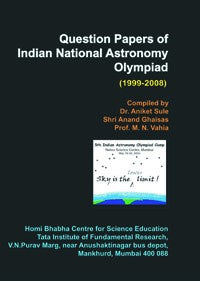 Question Papers Of Indian National Astronomy Olympiad