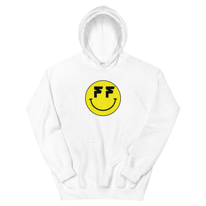Open image in slideshow, Fatum Smiley Hoodie