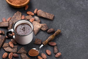 Hot Chocolate Drops Shop Now. Our speciality hot chocolate drops create a luxurious chocolate drink that isn't too sweet. A delicious alternative to our teas and coffees, they have a long shelf life and make a great gift.