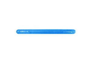 "Tote Cart/United 13 3/4"" long blue plastic shopping cart handle"
