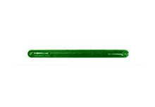"Load image into Gallery viewer, Tote Cart/United 13 3/4"" long green plastic shopping cart handle"