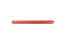 "Load image into Gallery viewer, Tote Cart/United 13 3/4"" long red plastic shopping cart handle"