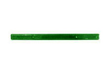 "Load image into Gallery viewer, Tote Cart/United 16"" long green plastic shopping cart handle"