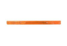 "Load image into Gallery viewer, Tote Cart/United 16"" long orange plastic shopping cart handle"