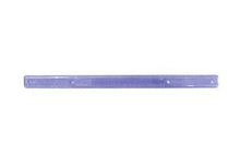 "Load image into Gallery viewer, Tote Cart/United 16"" long purple plastic shopping cart handle"