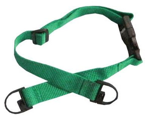 Green Child Seat Belt Straps For Shopping Carts