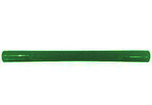 "Load image into Gallery viewer, Americana/Unarco/Rehrig 19"" long green plastic shopping cart handle"