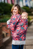 Latched Mama Baby Wearing Nursing Pullover