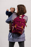 Latched Mama Diaper Backpack