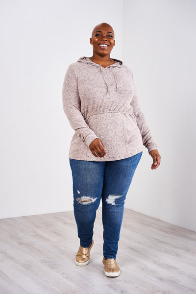 Latched Mama Everyday Nursing Hoodie