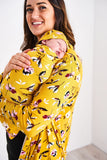 Latched Mama Swaddle Blanket & Hat Set