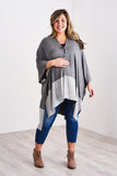 Latched Mama Maternity & Nursing Knit Cape