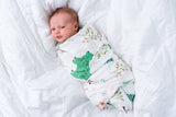Latched Mama Muslin Swaddle Blankets