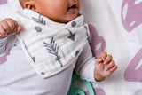 Latched Mama Cotton Bib