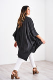 Latched Mama Maternity & Nursing Knit Cape - Last Chance