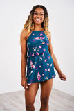 Latched Mama Asymmetrical Nursing Swim Tank