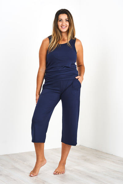 Latched Mama Nursing Tank and Pant Lounge Set - Last Chance