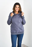 The Latched Mama Heavy Hoodie