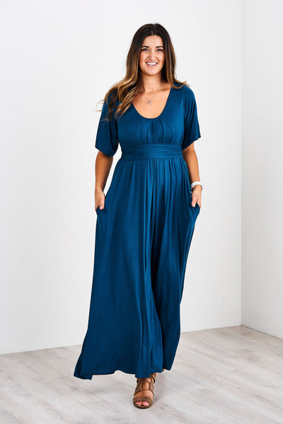 The Latched Mama Nursing Maxi Momper