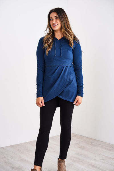 Latched Mama Petal Front Nursing Hoodie 2.0