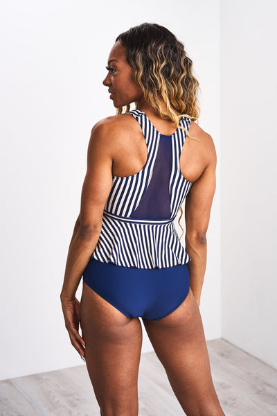The Latched Mama High-Waisted Swim Bottoms