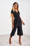 Latched Mama V-Neck Nursing Jumpsuit