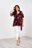 Latched Mama Lindi Blouse