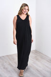 Latched Mama Cocoon Maxi Dress