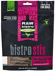 Bison Liver & Flaxseed Stix