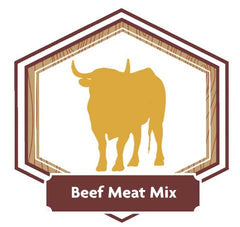 Golden Acres Beef Meat Mix