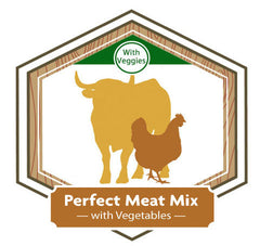 Golden Acres Perfect Meat Mix with Vegetables