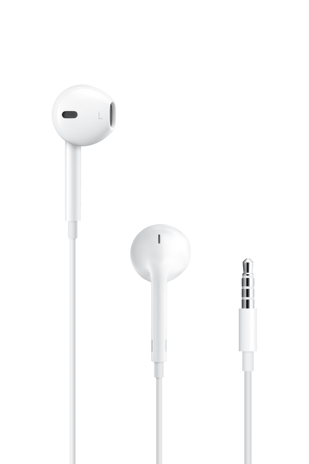 Apple EarPods with 3.5 mm Headphone Plug - QuickPantry