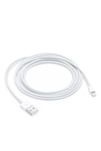 Apple Lightning Cable to USB (2 m)