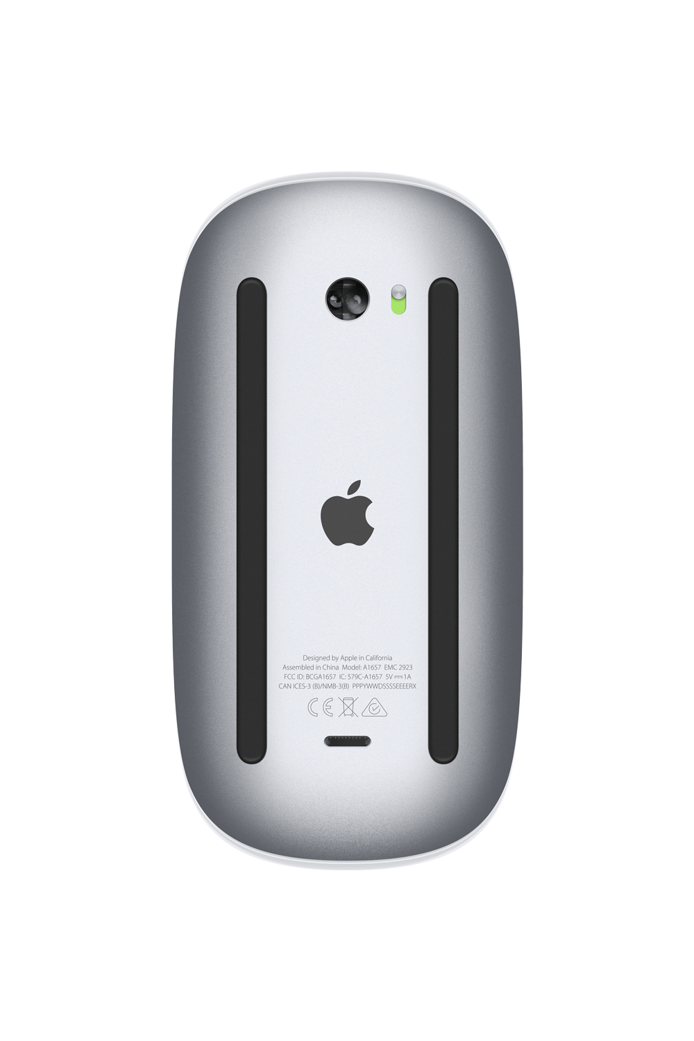 Apple Magic Mouse 2 | Silver - QuickPantry